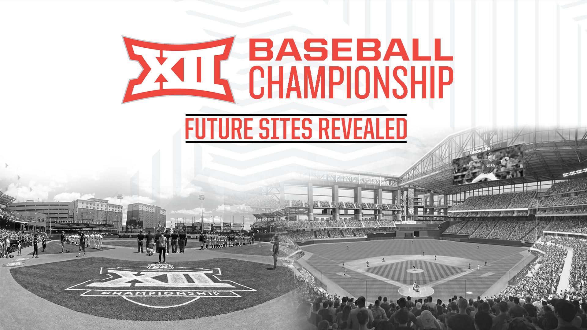 big 12 baseball standings 2020