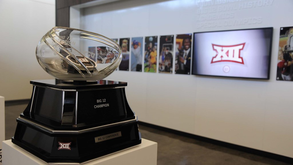 Big 12  Approves Phase In for Student-Athletes to Return to Campus