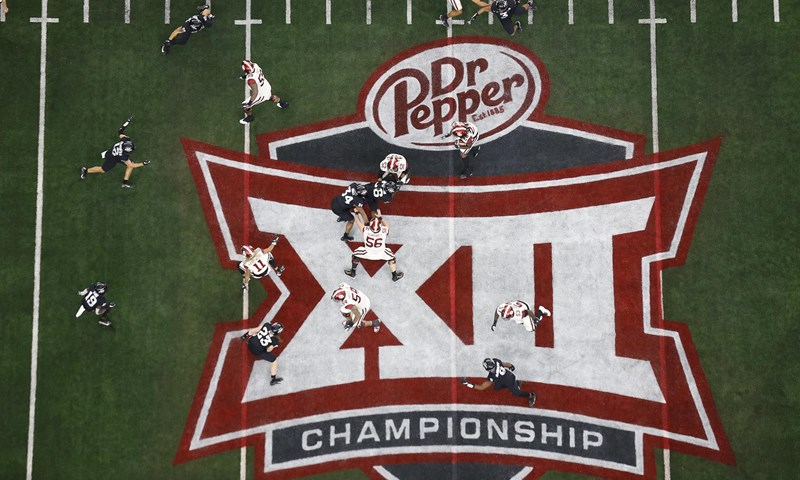 Big 12 Football Championship Network and Time Revealed
